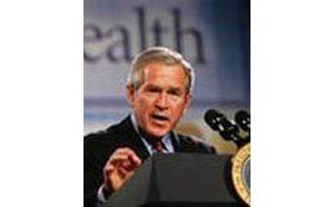 Bush outlines $7.1B flu-fighting strategy