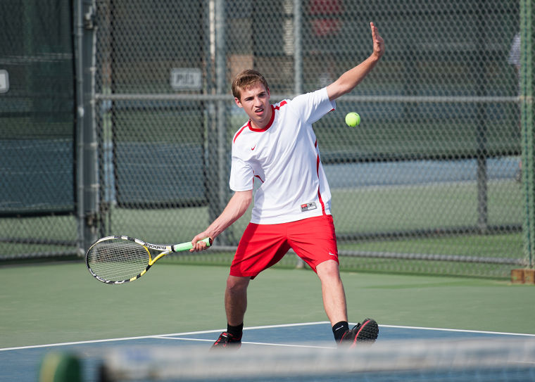 Fountain Hills vs. Seton Boys Tennis 4/16/2013