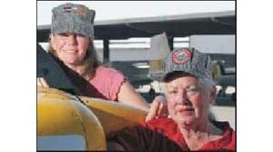 E.V. women set to start 2,436-mile endurance race in Cessna aircraft