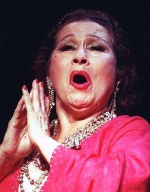 Singer Yma Sumac dies at 86; famed for vocal range