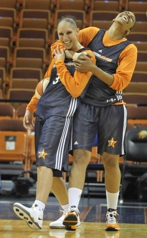 Taurasi set to return in WNBA All-Star game