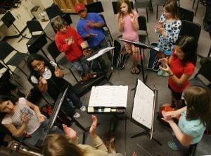Tempe school orchestras seek strings players