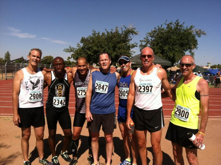 Local Runners Impress
