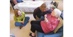 Liability woes uproot elderly in care homes