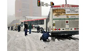 East Coast blizzard responsible for at least 21 deaths