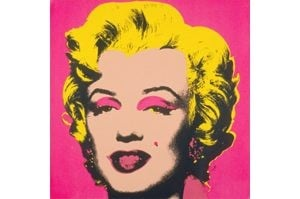 Warhol's pop prints open at SMOCA