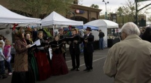 Mesa, merchants try to drive people downtown