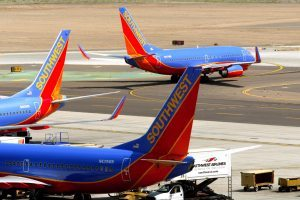 Southwest faces record fine