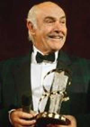 Connery honored by American Film Institute