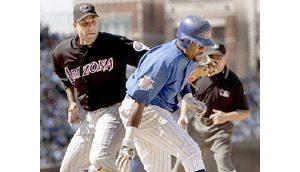 D-Backs blank Cubs at Wrigley Field, 6-0