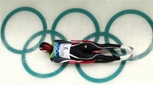 German Loch wins Olympic luge gold