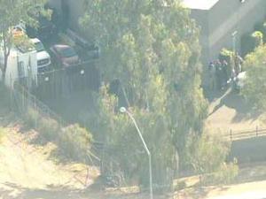 Mesa Police standoffs