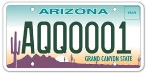 Law to target license plates