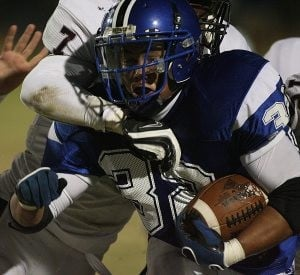 Hamilton follows tradition, beats Chandler
