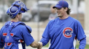 Samardzija hopes to catch on with Cubs