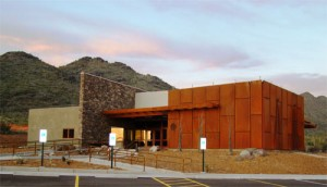 The Nature Center at Usery Mountain Regional Park
