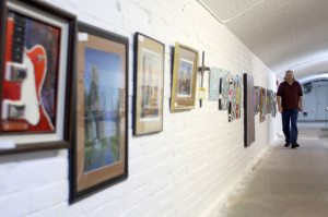 Local artwork offered at cut-rate prices