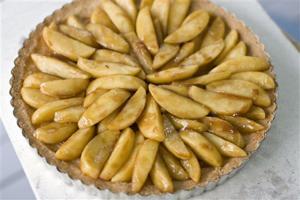 Food Apple Tart