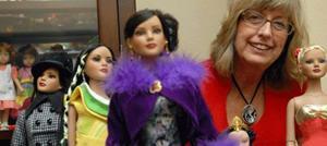 Teacher's designs doll up hobby