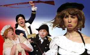 """Les Miserables: A Revolution of Comedy"""