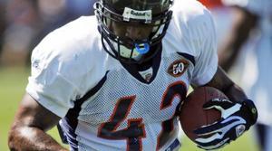 Broncos release former Sun Devil Torain