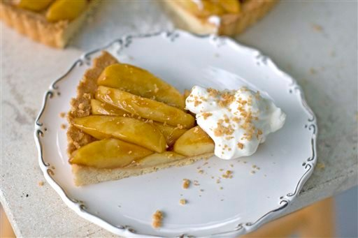 Food Apple Tart