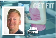 Get Fit Jake Parent