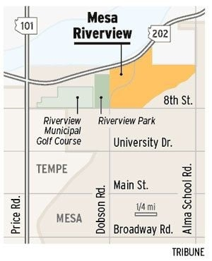 Riverview buildout schedule cut 5 years