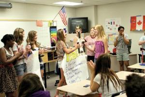 Desert Vista summer speech and debate camp