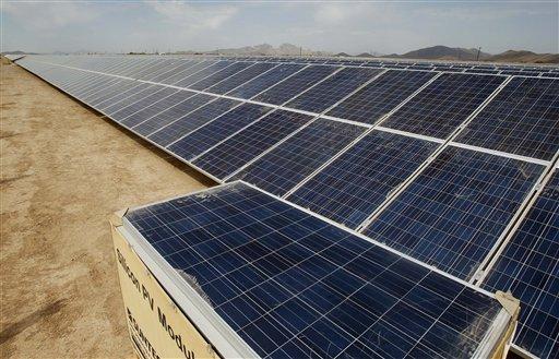 Solar Energy Loans