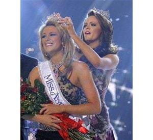 Oklahoman wins Miss America crown