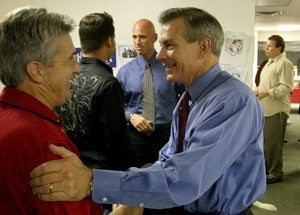 Schweikert has slim lead in congressional race