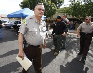 Arpaio, Babeu conduct crime sweeps in E.V.