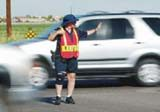 Gilbert traffic cops signal need for lights