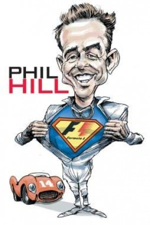 Automotive Legends and Heroes: Phil Hill