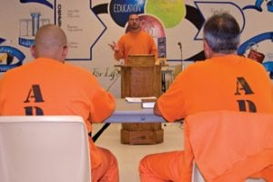 Spirituality flourishes in Kingman prison