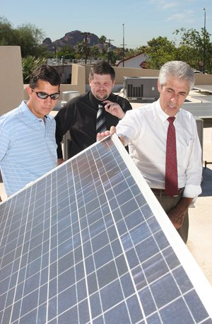 Cosmetic surgeon's facility goes green