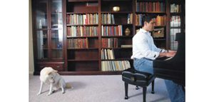 Homeowners cherish library spaces for contemplation