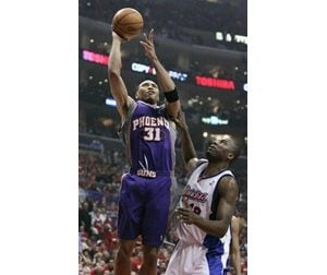Suns rebound in Game 3 against Clippers