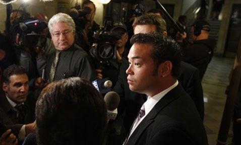 Jon Gosselin sues TLC, cites child labor laws