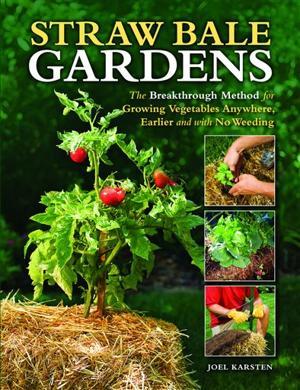 Gardening-Straw Bales