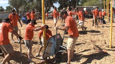 Neighbors, grants improve Mesa's Beverly Park