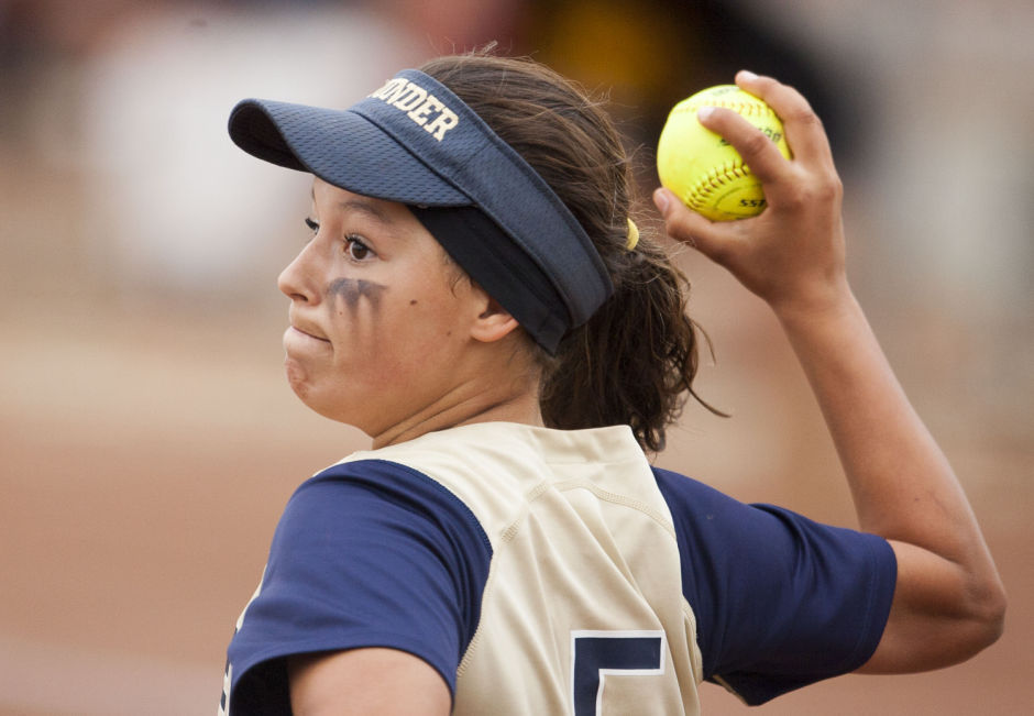 Softball: Gilbert vs Desert Vista