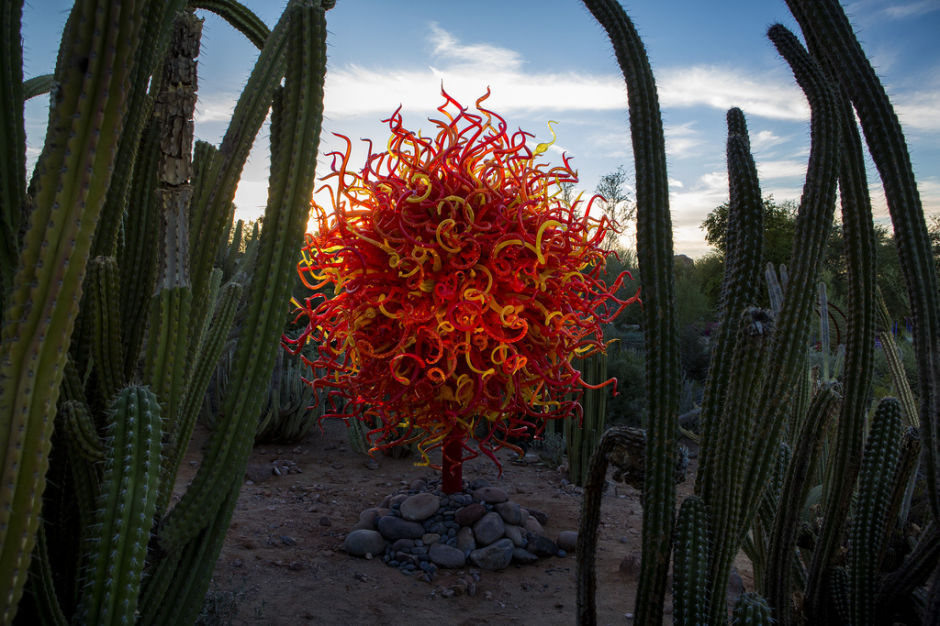 Chihuly After Dark