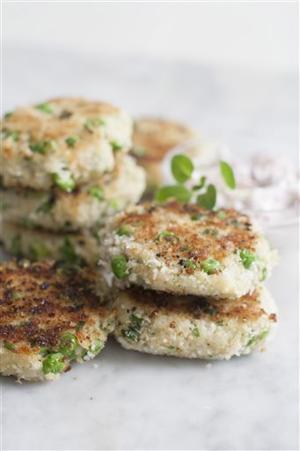 Food Healthy Crabcakes