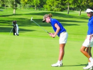 2011 Tribune Girls Golfer of Year: Sarah Schmelzel