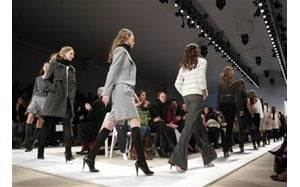 N.Y. runways filled with practical styles
