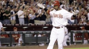 Young, Garland lead D-Backs over Dodgers 9-4