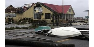 Gulf Coast cleans up from Hurricane Dennis