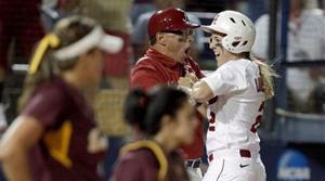 ASU softball bounced from World Series